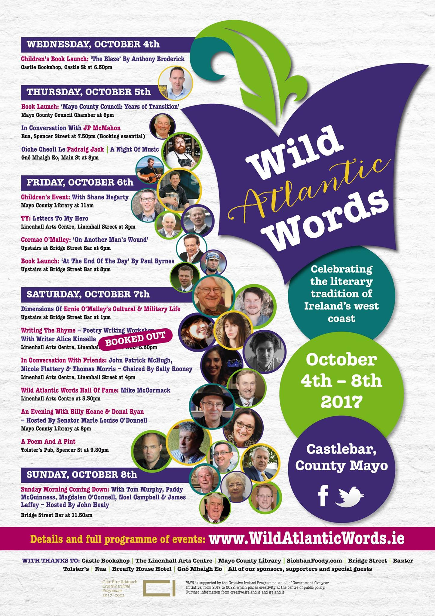 Wild Atlantic Words Festival